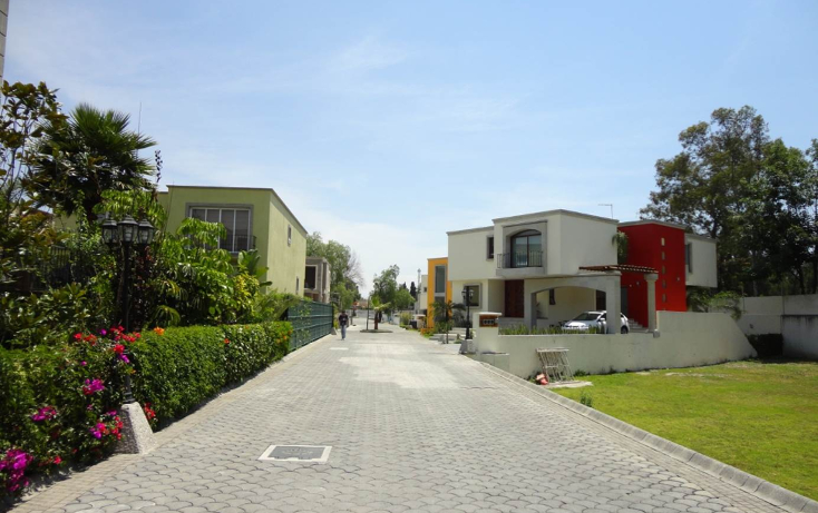 Foto de terreno habitacional en venta en  , barrio la concepción, coyoacán, distrito federal, 1380671 No. 01
