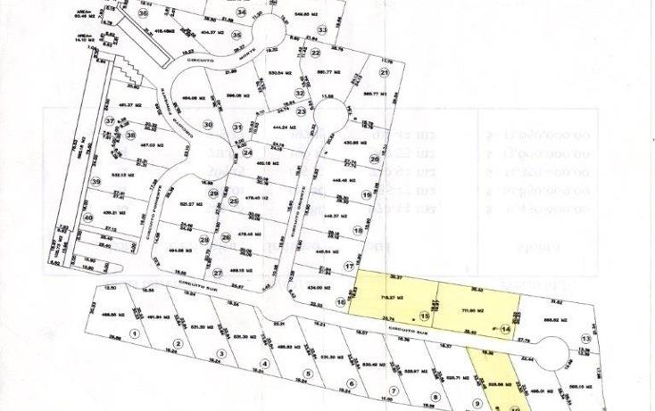 Foto de terreno habitacional en venta en  , barrio la concepción, coyoacán, distrito federal, 1380671 No. 05