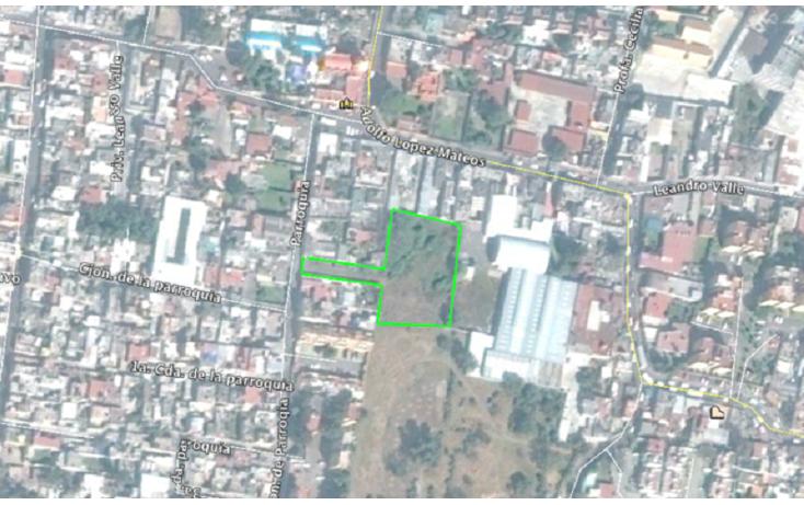 Foto de terreno habitacional en venta en  , barrio norte, atizapán de zaragoza, méxico, 1562236 No. 01
