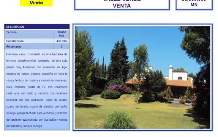 Foto de casa en venta en barrio obrajuelo  pirules, el pueblito centro, corregidora, querétaro, 754197 no 01
