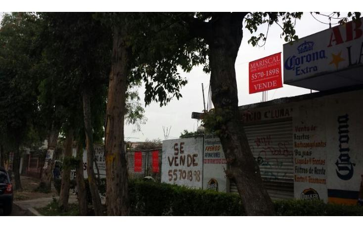 Foto de terreno habitacional en venta en  , barrio pocitos, xochimilco, distrito federal, 464521 No. 08