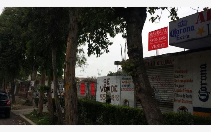 Foto de terreno habitacional en venta en  , barrio pocitos, xochimilco, distrito federal, 671237 No. 03