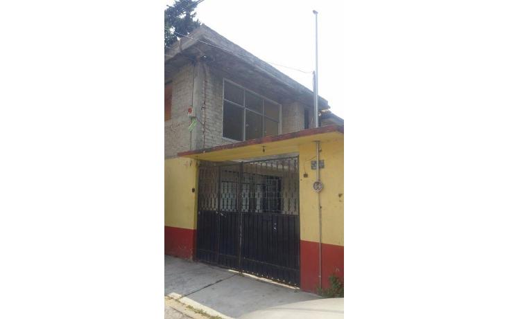 Foto de casa en venta en  , barrio san antonio culhuac?n, iztapalapa, distrito federal, 1475013 No. 01