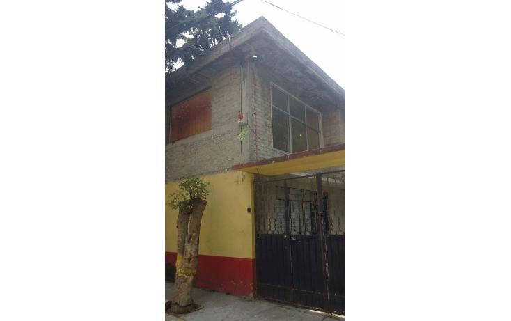 Foto de casa en venta en  , barrio san antonio culhuac?n, iztapalapa, distrito federal, 1475013 No. 02