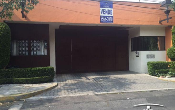 Foto de casa en venta en, barrio san fernando, tlalpan, df, 1985216 no 02