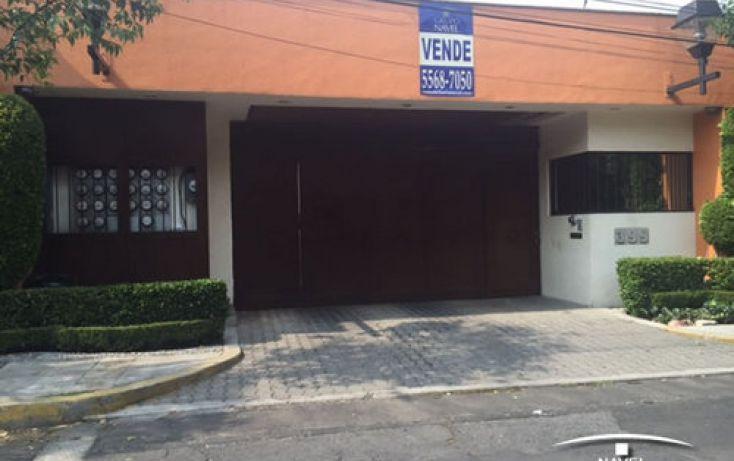 Foto de casa en venta en, barrio san fernando, tlalpan, df, 2028533 no 02