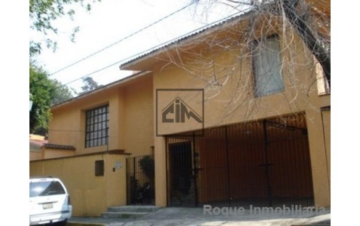 Foto de casa en venta en, barrio san francisco, la magdalena contreras, df, 564448 no 01