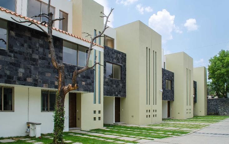 Foto de casa en venta en  , barrio san francisco, la magdalena contreras, distrito federal, 1411849 No. 01