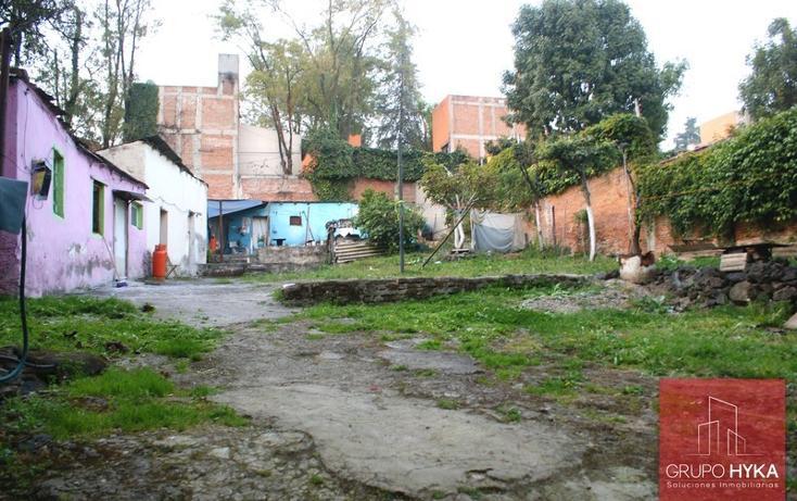Foto de terreno habitacional en venta en  , barrio san francisco, la magdalena contreras, distrito federal, 1494307 No. 02