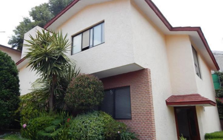 Foto de casa en venta en  , barrio san francisco, la magdalena contreras, distrito federal, 1522704 No. 01