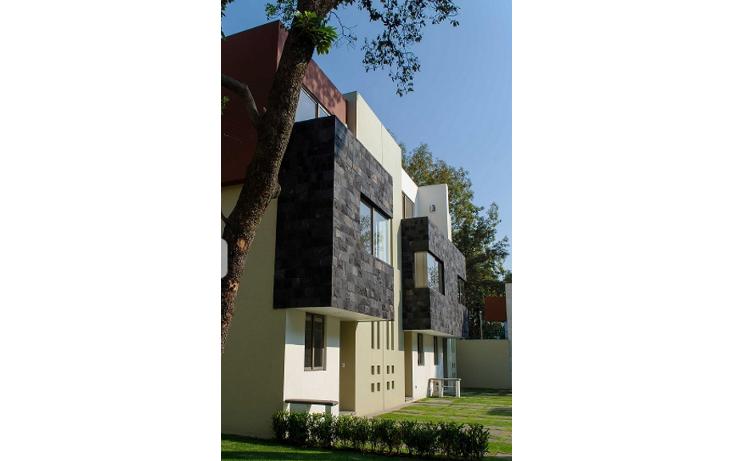 Foto de casa en venta en  , barrio san francisco, la magdalena contreras, distrito federal, 1522752 No. 01