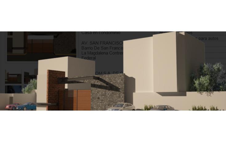 Foto de casa en venta en  , barrio san francisco, la magdalena contreras, distrito federal, 1522752 No. 02