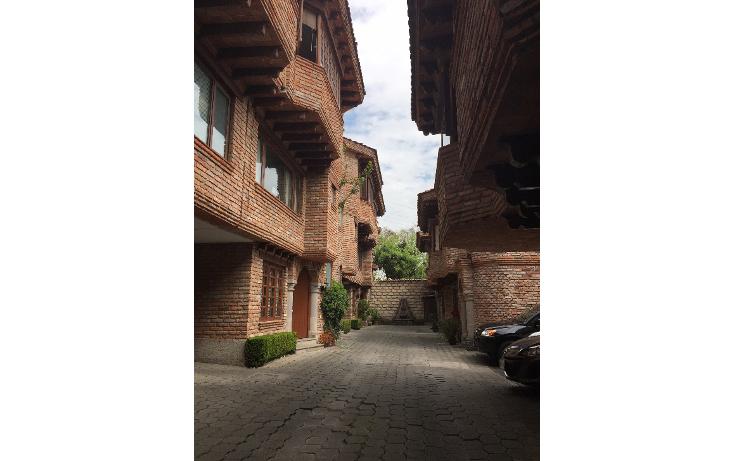 Foto de casa en renta en  , barrio san francisco, la magdalena contreras, distrito federal, 1636076 No. 01