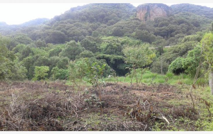 Foto de terreno habitacional en venta en barrio san josé, san josé, tepoztlán, morelos, 1473459 no 08