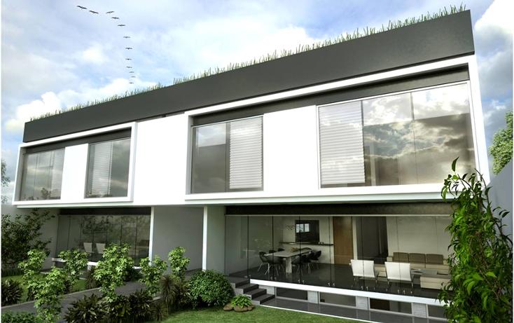 Foto de casa en condominio en venta en  , barrio san lucas, coyoacán, distrito federal, 1354801 No. 01