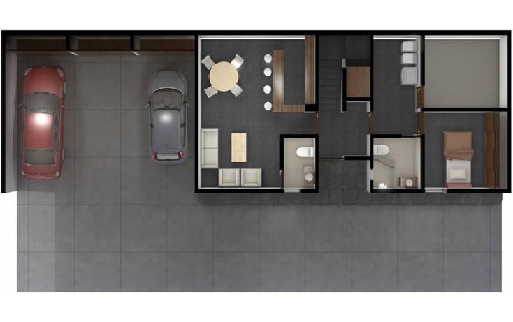 Foto de casa en condominio en venta en  , barrio san lucas, coyoacán, distrito federal, 1354801 No. 02