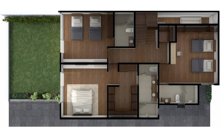 Foto de casa en condominio en venta en  , barrio san lucas, coyoacán, distrito federal, 1354801 No. 04