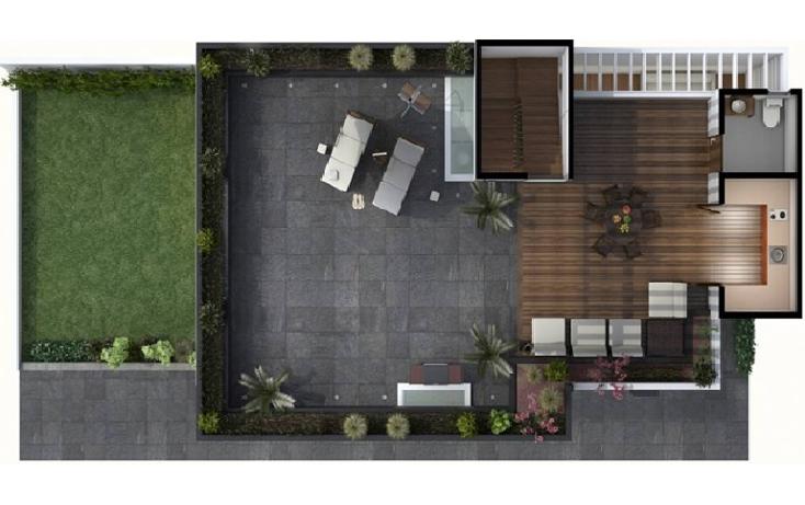 Foto de casa en condominio en venta en  , barrio san lucas, coyoacán, distrito federal, 1354801 No. 05