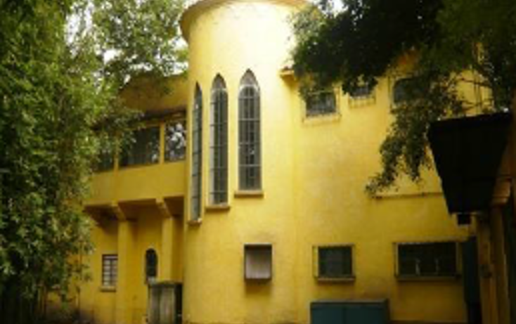 Foto de casa en renta en  , barrio san lucas, coyoacán, distrito federal, 1478721 No. 01