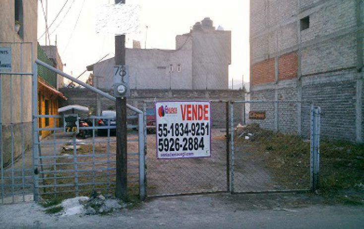 Foto de terreno habitacional en venta en, barrio san marcos, xochimilco, df, 1281239 no 01