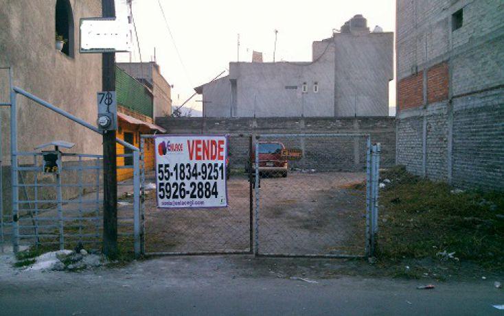 Foto de terreno habitacional en venta en, barrio san marcos, xochimilco, df, 1281239 no 02