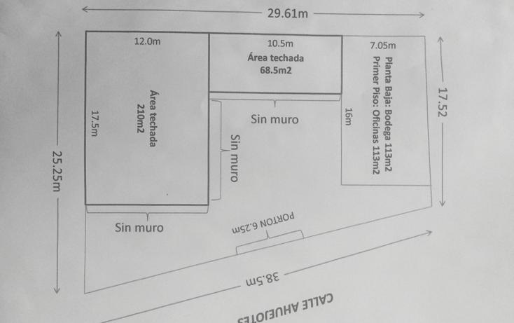 Foto de nave industrial en renta en  , barrio san marcos, xochimilco, distrito federal, 1344243 No. 03