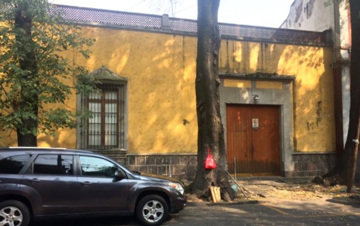 Foto de terreno habitacional en venta en  , barrio santa catarina, coyoacán, distrito federal, 1690240 No. 01