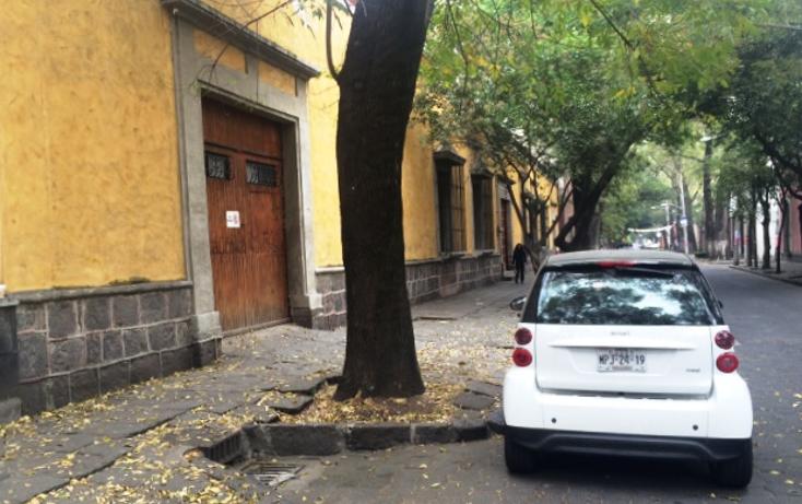 Foto de terreno habitacional en venta en  , barrio santa catarina, coyoacán, distrito federal, 1690240 No. 05