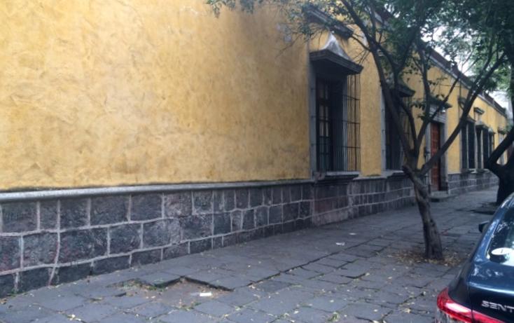 Foto de terreno habitacional en venta en  , barrio santa catarina, coyoacán, distrito federal, 1690240 No. 06