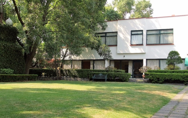 Foto de casa en venta en  , barrio santa catarina, coyoac?n, distrito federal, 1880126 No. 01