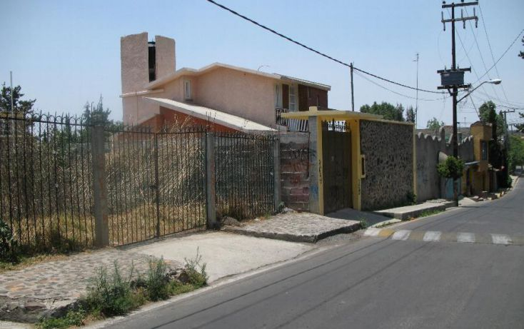 Foto de terreno habitacional en venta en, barrio santa cecilia, xochimilco, df, 1816174 no 02