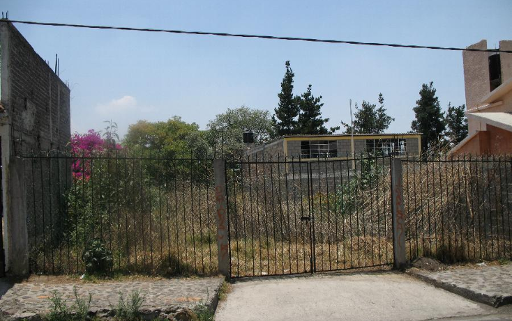 Foto de terreno habitacional en venta en  , barrio santa cecilia, xochimilco, distrito federal, 1816174 No. 01