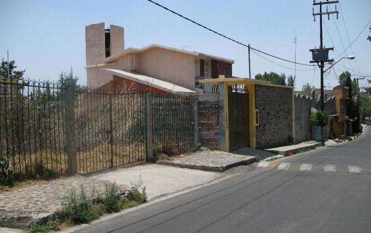Foto de terreno habitacional en venta en  , barrio santa cecilia, xochimilco, distrito federal, 1816174 No. 02