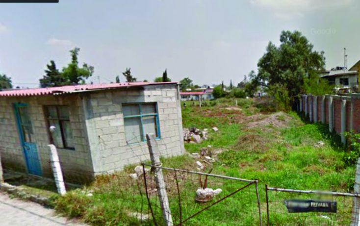 Foto de terreno habitacional en venta en barrio santiago del huerto 3, hacienda beatriz, teoloyucan, estado de méxico, 1954764 no 01