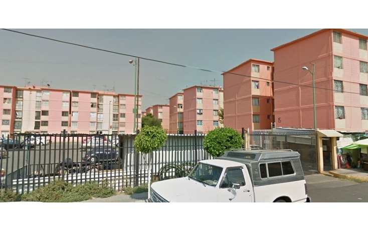 Foto de departamento en venta en batallones rojos , albarrada, iztapalapa, distrito federal, 701166 No. 01