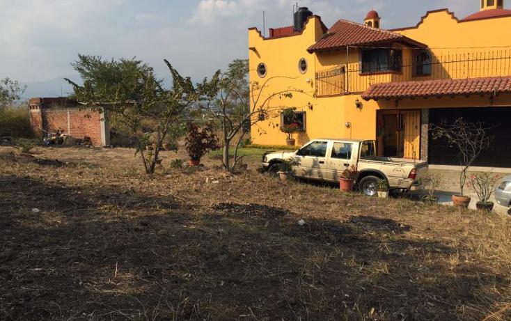 Foto de terreno habitacional en venta en begonia 1, palmira tinguindin, cuernavaca, morelos, 767047 No. 01
