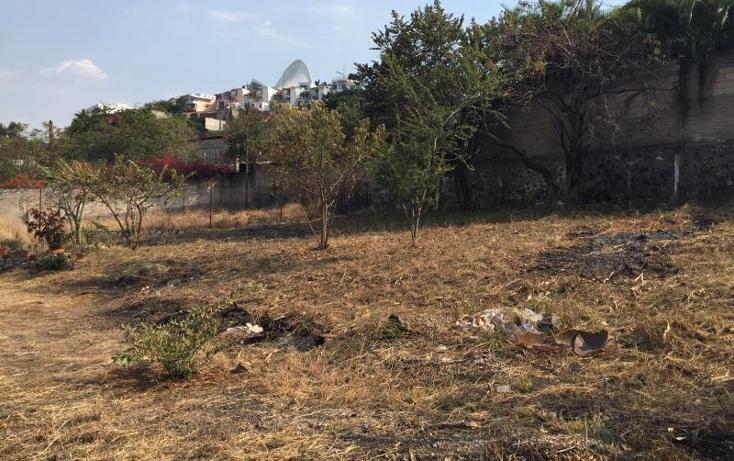 Foto de terreno habitacional en venta en begonia 1, palmira tinguindin, cuernavaca, morelos, 767047 No. 02