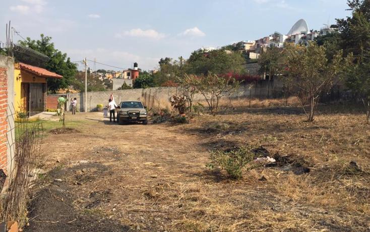 Foto de terreno habitacional en venta en begonia 1, palmira tinguindin, cuernavaca, morelos, 767047 No. 03