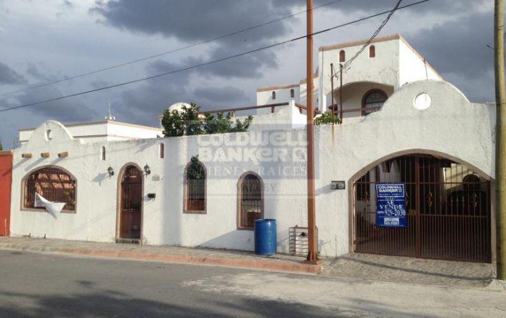 Foto de casa en venta en belen 24, lomas de sinai, reynosa, tamaulipas, 261360 no 01