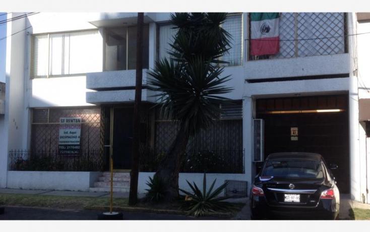 Foto de oficina en renta en belice 110, américas, toluca, estado de méxico, 796089 no 01