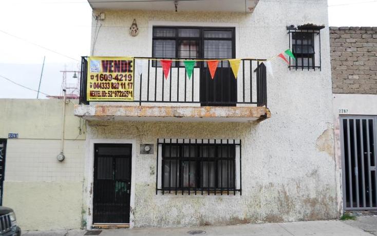 Foto de casa en venta en  , belisario dom?nguez, guadalajara, jalisco, 1422147 No. 01