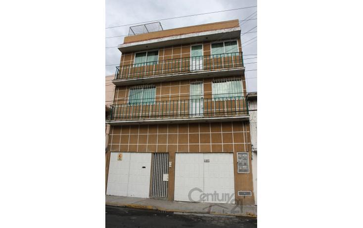 Foto de departamento en venta en bellas artes , metropolitana segunda sección, nezahualcóyotl, méxico, 1712462 No. 01