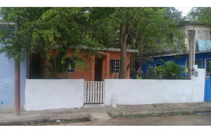 Foto de casa en venta en  , bellas artes, pueblo viejo, veracruz de ignacio de la llave, 1684806 No. 01