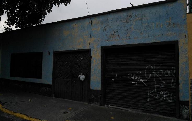 Foto de terreno habitacional en venta en  , bellavista, álvaro obregón, distrito federal, 1706932 No. 01