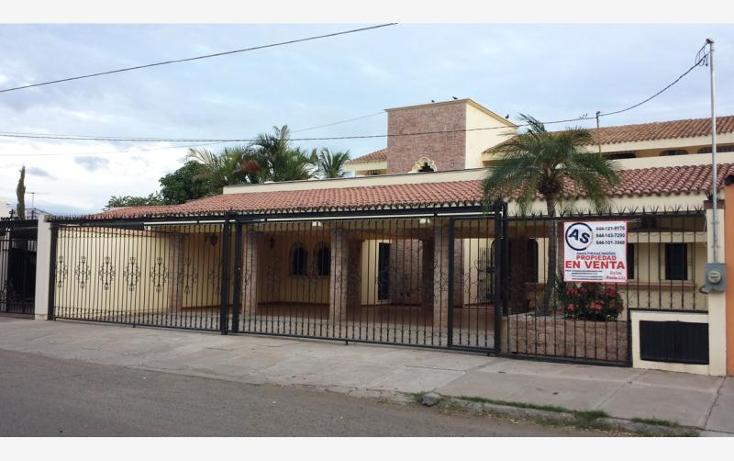 Foto de casa en venta en  , bellavista, cajeme, sonora, 392690 No. 01