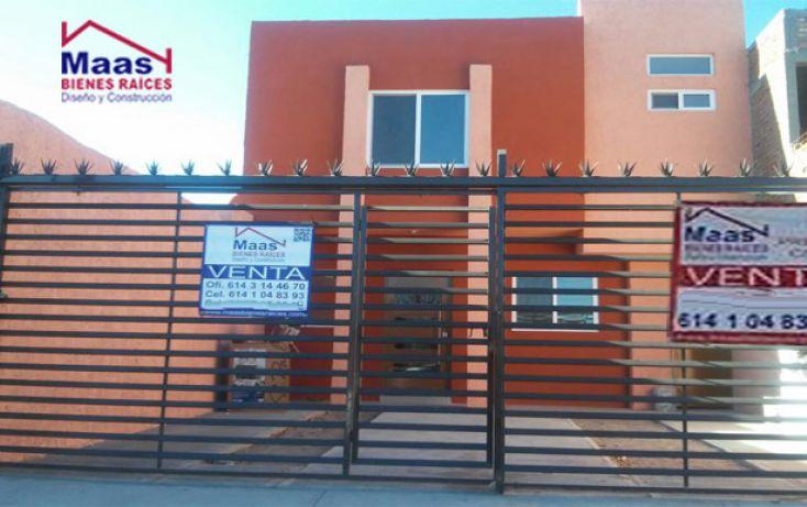 Foto de casa en venta en, bellavista, chihuahua, chihuahua, 1664030 no 01
