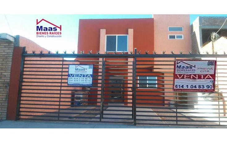 Foto de casa en venta en  , bellavista, chihuahua, chihuahua, 1664030 No. 01