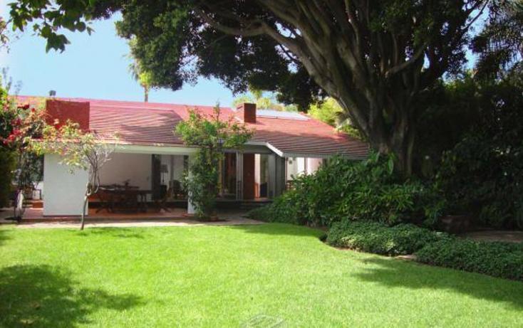 Foto de casa en renta en  , bellavista, cuernavaca, morelos, 1095945 No. 01