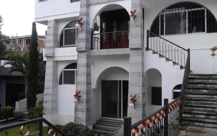 Foto de casa en venta en  , bellavista, cuernavaca, morelos, 594490 No. 01