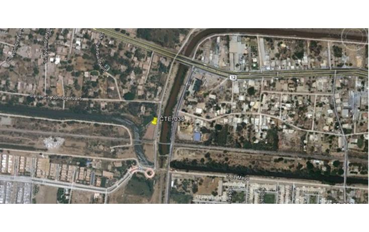 Foto de terreno comercial en venta en  , bellavista, culiacán, sinaloa, 1066903 No. 02